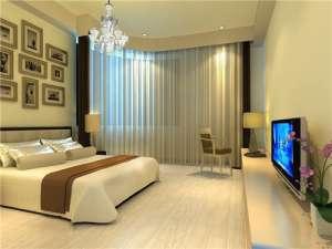 卧室挂什么颜色的窗帘好  卧室窗帘忌讳什么颜色_a