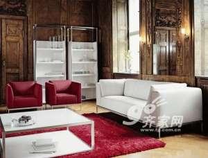 减少装修污染 最好选用水性漆家具_a