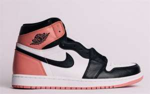 """神秘鞋款 Air Jordan 1""""Rust Pink""""更多细节释出【今日信息】"""