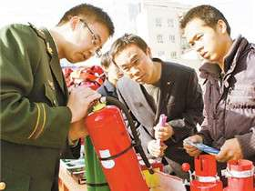 消防器材的使用方法【今日信息】