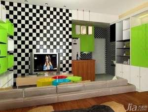 瓷砖电视背景墙 展示高端生活品味_a